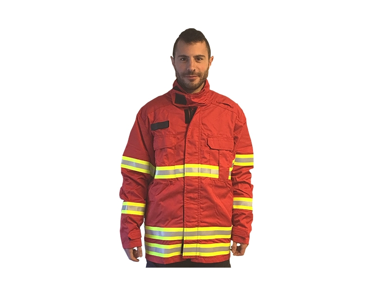 Casaco Florestal Bombeiros ETF1386FRRDV2 W/DRD