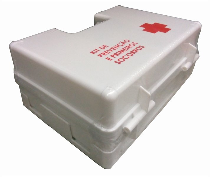 Caixa de Primeiros Socorros Encastrável Safira (G)