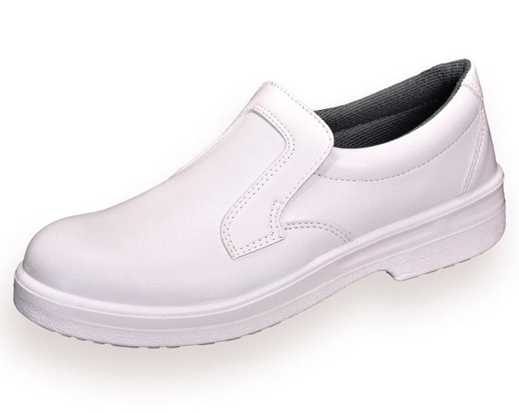 Sapato Safe Way com Pala Branco P322
