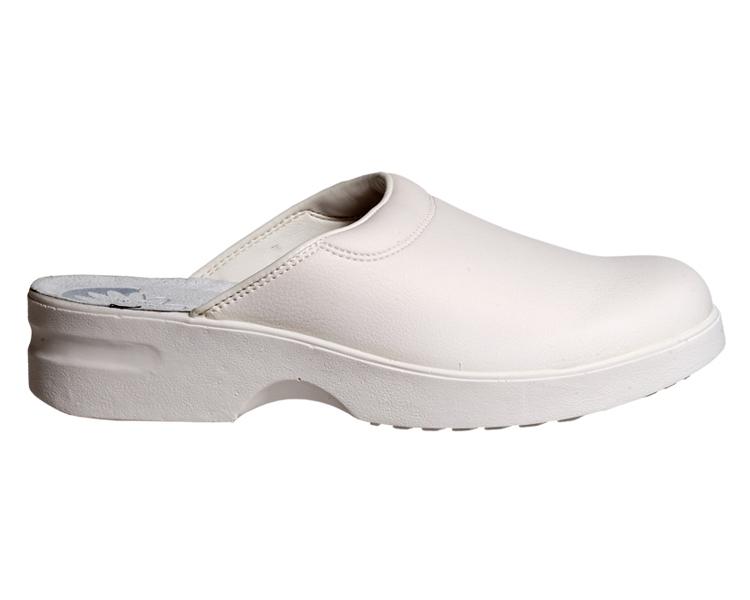 Sapato Safe Way com Pala Branco P322 | Sintimex