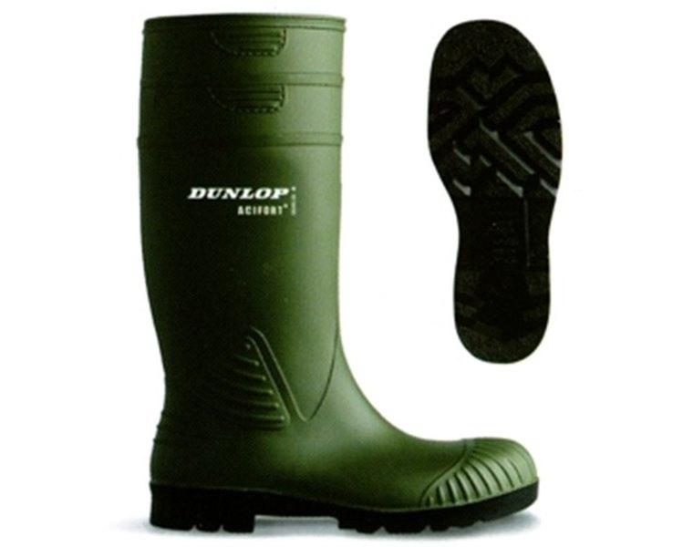 Bota Dunlop® Acifort® Heavy Duty Full Safety A442611