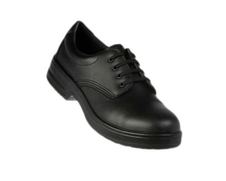 Sapato Safe Way D203 (Preto com Atacadores)