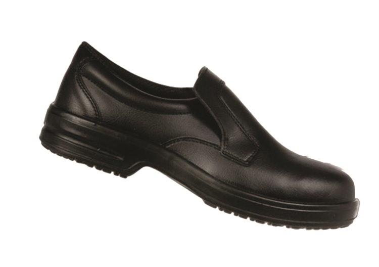 Sapato Safe Way P303 (Preto com Pala) 01