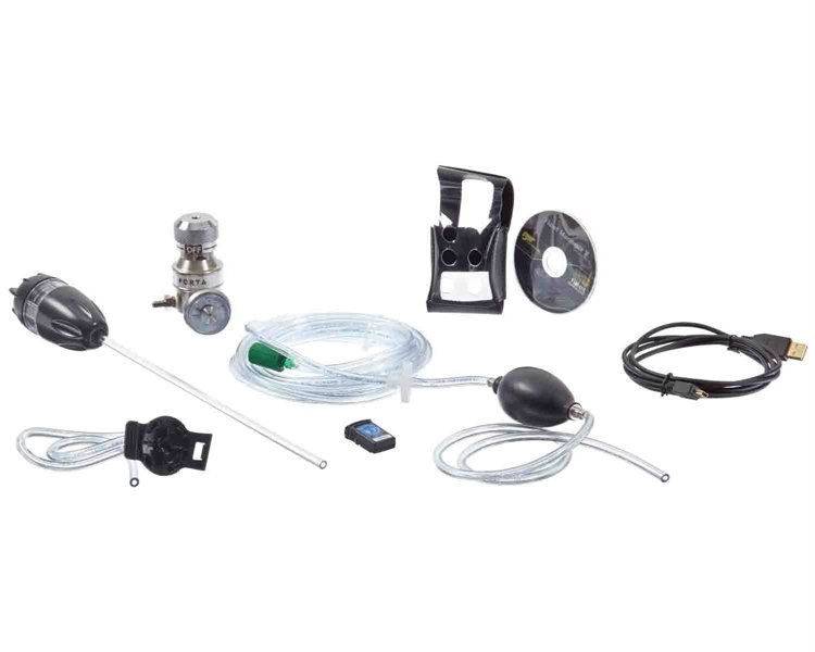 Kit Espaços Confinados P/Detetor BW MICROCLIP XT
