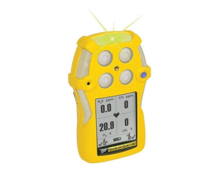 Detetor De Gas BW Quattro (H2S/CO/O2/LIE)
