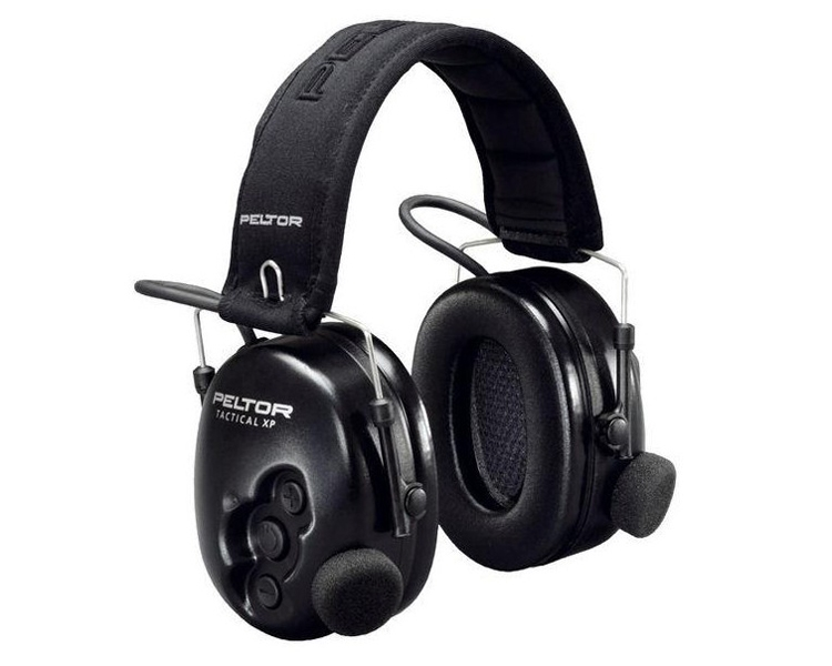 Protector Auricular Peltor Tactical XP WS (Micro+Bluetooth)