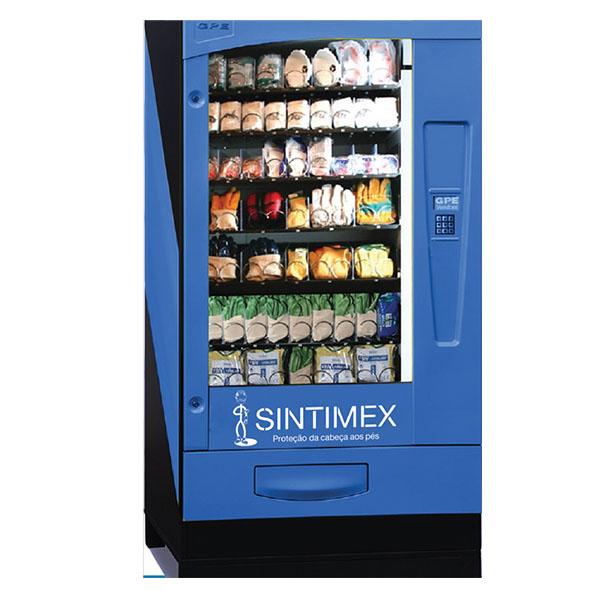 Maquina dispensadora de EPIs (Vending machines)